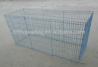 folding metal pet fencing