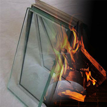 Safety Fire Resistant stained Glass/fire rate glass for door and windows