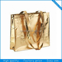 2014 Latest Floral Oil Cloth Tote Bags/non woven Bags
