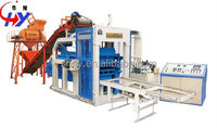 HY-QM4-12 hydraform block making machine price in zambia