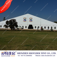 Aluminum PVC Classical Air Conditioned Wedding Tent for Event Party