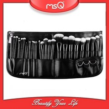 MSQ Professional Make Up Brush Set 29pcs Makeup Brushes High Quality Synthetic Hair Makeup Brush With a Black Belt Bag