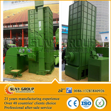 paddy rice dryer price small batch type circulating crop drying machinery