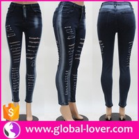 plus size ripped skinny jeans sexy tight ladies hot pants women ripped jeans wholesale