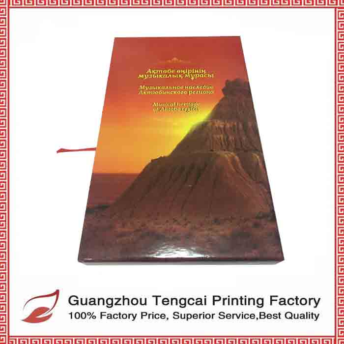 China golden supplier direct factory outlet CD book wholesale