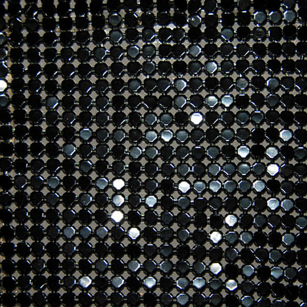 Fashionable decorative architectural metal mesh drapery