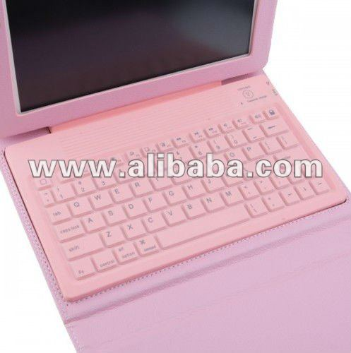 BLUETOOTH KEYBOARD AND CASE X 5 COLOURS