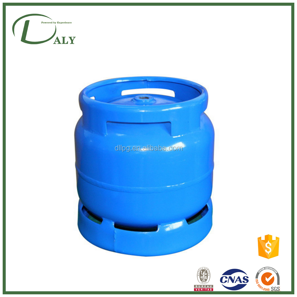 Hot Sale 5kg 12L Empty Cooking LPG Gas Cylinder