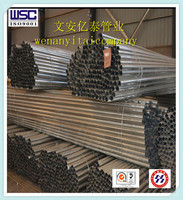 conduit gi pipe/ gi pipes/ galvanized steel pipe