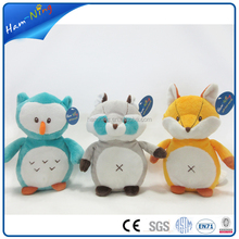 2016 wholesale cheap animal stuffed owl plush toys