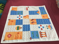 Customize Canvas Map for game Carpet Electronic games
