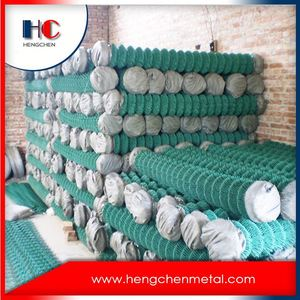 Best Price Galvanized Chain Link Fence Fabric
