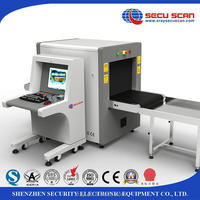 Hand bag X-ray inspection machine for airport, subway, metro station,gym