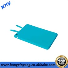 2014 High quality soft silicone casing for ipad 2/3/4