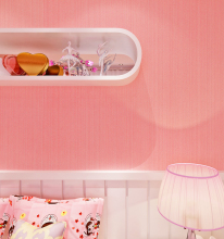 High quality special design new model pink wallpaper