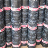SBS modified bitumen waterproofing roofing rolling membrane for bridge