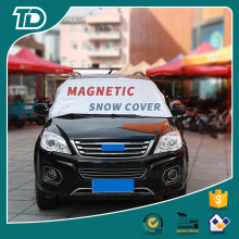 Factory patented product car sunshade winter windshield cover magnetic car snow cover