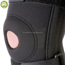 Fashion style running leg sleeve socks for Lumbar secure