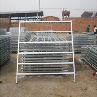 Livestock fence panel/horse fence panel/cattle fence panel horse sheep stock yard corral panel yard gate factory