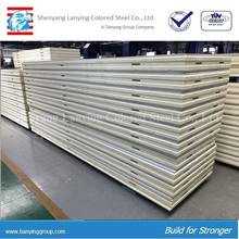Cold room panel PU sandwich panel with cam lock
