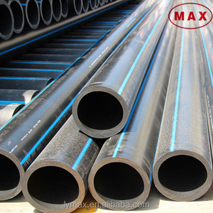200mm,225mm,250mm,280mm 1.6Mpa hdpe dr11 pipe price