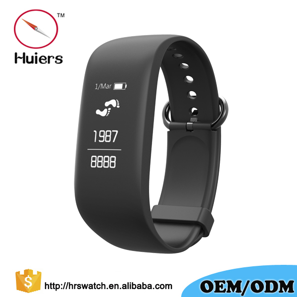 SOS Smart Bracelet Watch C8 ,Pedometer,Heart Rate monitoring,Sleeping monitoring Smart Wristband for IOS and Android