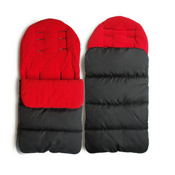 new waterproof polar soft knitting pattern baby sleeping bag for baby stroller