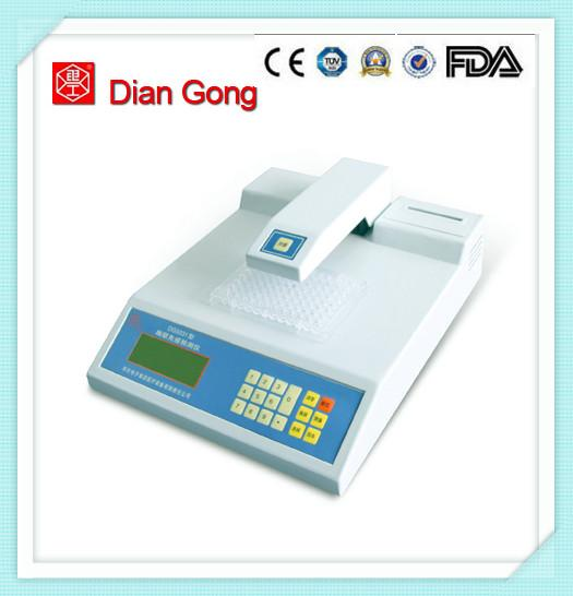 DG5031 semi-automated semi auto elisa Reader/microplate reader clinical device manufacturer price