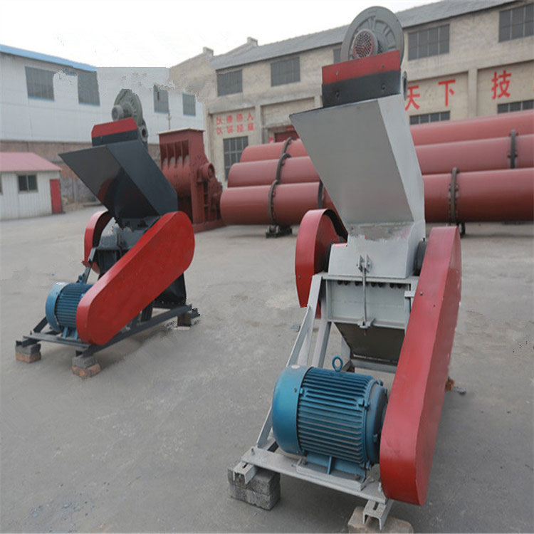 Hot selling mobile waste scrap used tire shredder, rubber grinding machine manufacturers