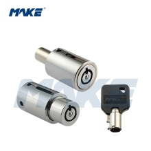 MK511-01 Cargo Door Push Lock Cylinder with Anti Drill Ball 102506