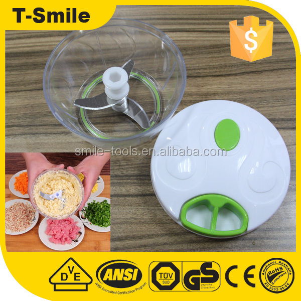 Factory Price Multi-purpose Mini Food Chopper Onion Vegetable Chopper