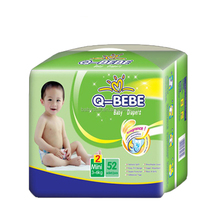 OEM Line Microfiber Material and 3D Leak Prevention Channel Anti-Leak disposable baby diapers