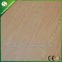 Hot sale high quality indoor wood grain pvc sports flooring