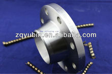 carbon steel fittings neck butt welded steel pipe flange reliable exporter