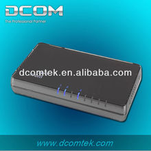 3COM 8 port ethernet network switches