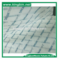 Factory price virgin pulp uncoated coated clothing wrapping tissue paper silk paper printed white tissue paper