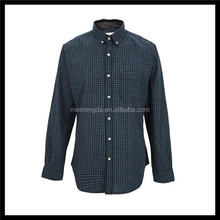 manufacturers in china latest design man checkered indonesian batik shirts
