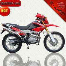 200Cc Bros Super powerful Brazil Dirt Bikes For Adults