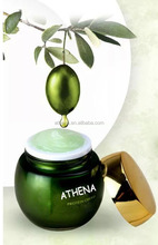 Natural Olive Oil Skin Whitening Face and Body Lotion Cream