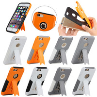 Robot case for iPhone 6 with stand,mobile phone case cover for apple iphone6
