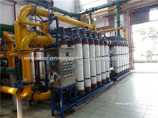 Boiler feed water treatment RO system