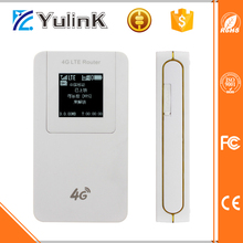 portable bonding 4g 3g wifi router With Good Quality