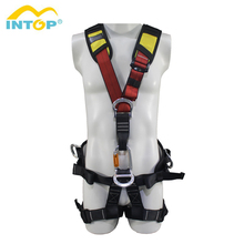 Hot sale full body construction safety harness meet CE/EN361