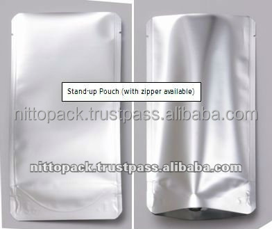 Various kinds of stand-up aluminum foil bag for wholesale stevia sugar