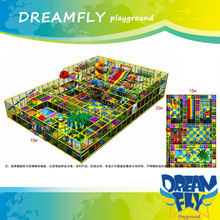 Provider best high quality hotly children games safe wooden indoor playground