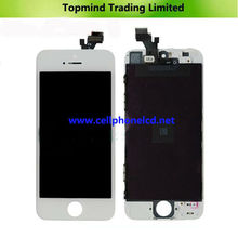 "For iPhone 5 Display with Digitizer with Frame Assembly For Apple iPhone 5"" Original Wholesalers Mobile Phone Accessory"