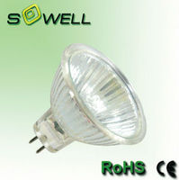 12V G5.3 MR16 100W Halogen bulbs