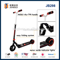 Best selling high quality two wheel electric kick scooter
