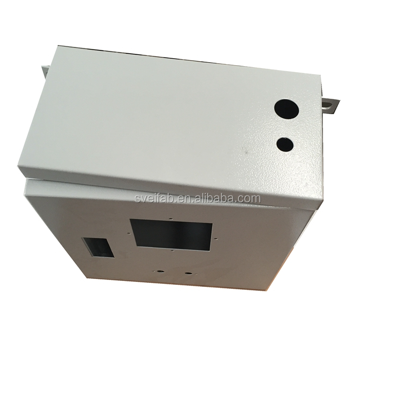 High quality waterproof battery aluminum box