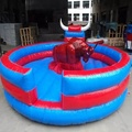 Wholesale Inflatable Equipment Playground Funfair Rides Rodeo Mechanical Bull Toys
